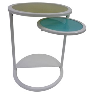 Hinged Accent Table