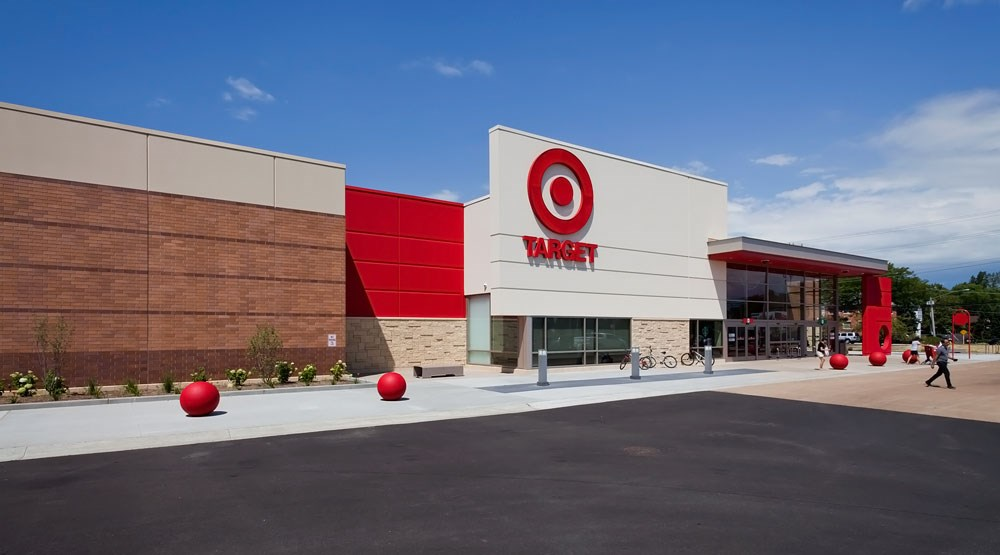 Target Stores 2016