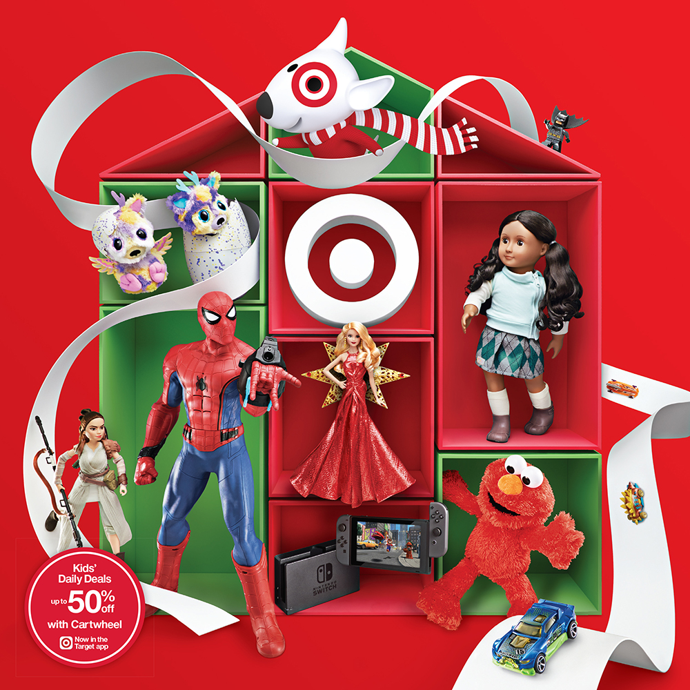 Target Brings Joy to the Holiday Season with New Brands, More Ways ...