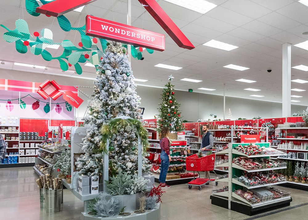 Target Ushers In The Holiday Season With Enhanced Guest Service America S Fastest Growing Loyalty P