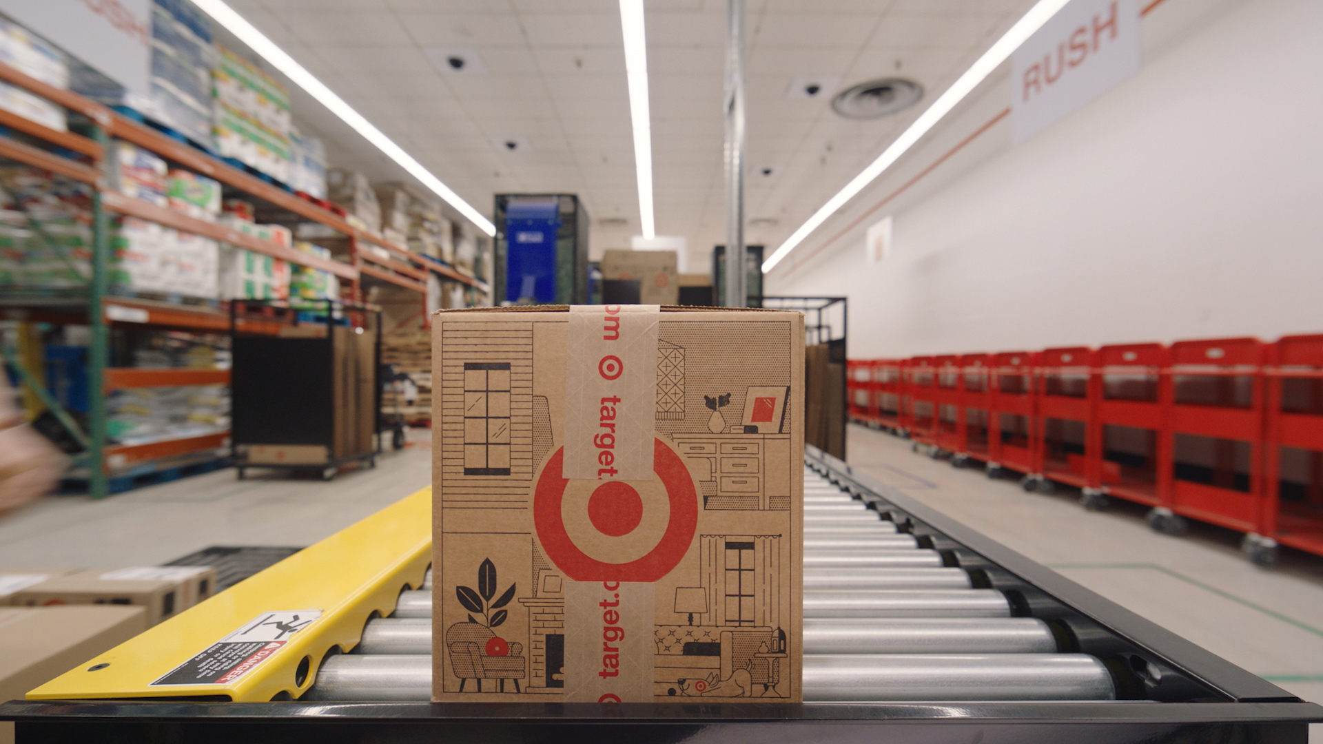 Fulfillment Operations at Target