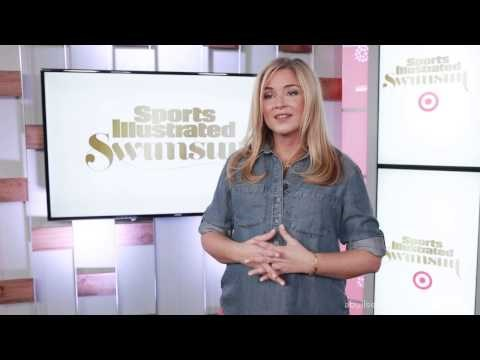 Sports Illustrated Swimsuit Editor MJ Day Dishes on Target Collection