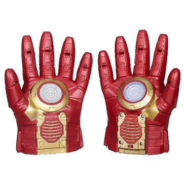 Marvel Captain America Civil War Iron Arc FX Gloves