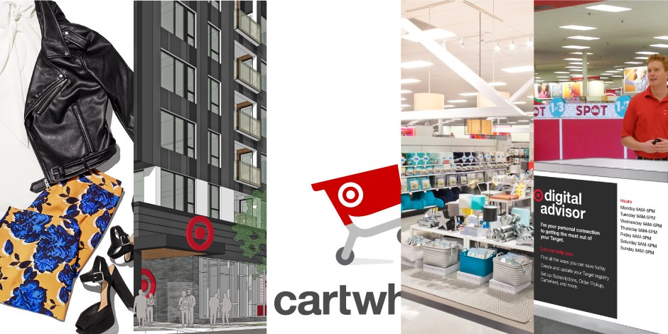 A sample of design and innovation initiatives from Target