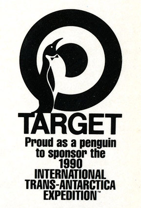 Target Through The Years