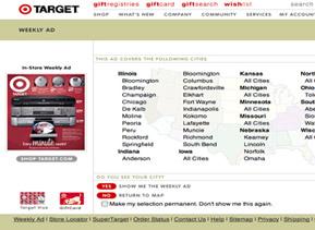 target corporation case solution