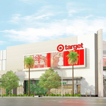 A rendering of the exterior of our upcoming Los Angeles Sunset Boulevard store