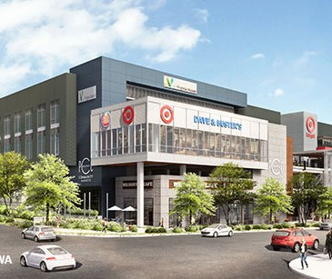 rendering of Bellevue, Seattle store