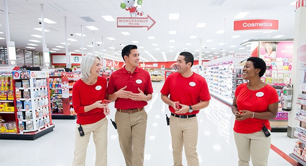 Careers At Target Current Job Openings  Target Corporate