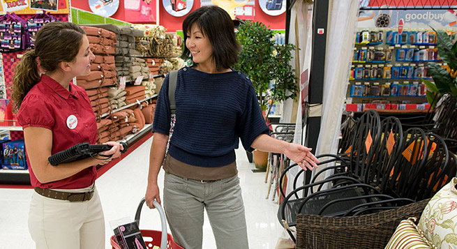 Retail jobs that you have to apply for online