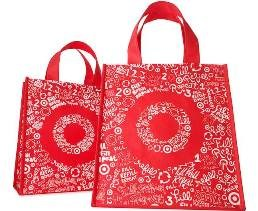 Earth Day 2012 reusable Target bags