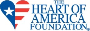 The Heart of America Foundation logo