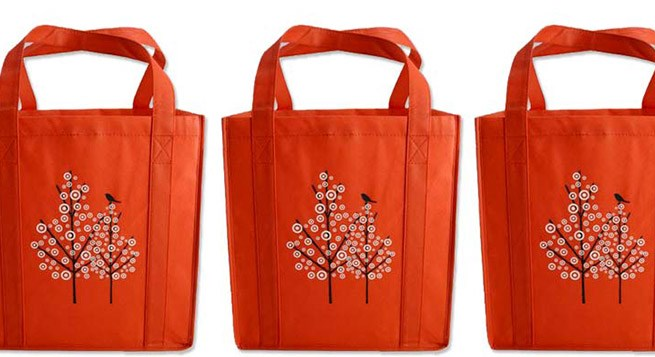 FREE reusable Shopping Bag at.
