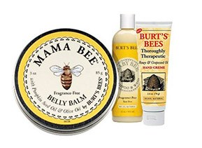 Burt's Bees beauty products
