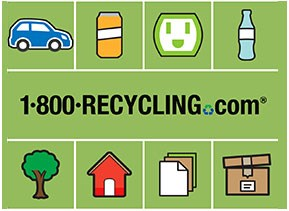 1-800-RECYCLING.com logo