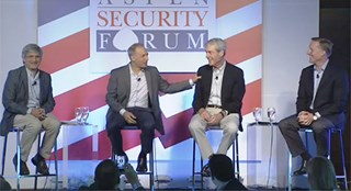 Aspen Security Forum panel