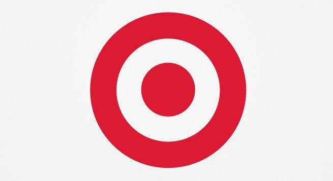Target's bullseye logo