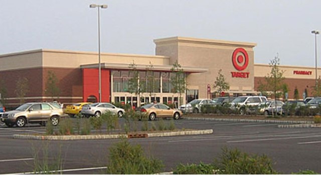 Target's first LEED-certified store