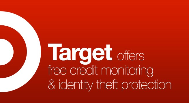 Target offers free credit monitoring