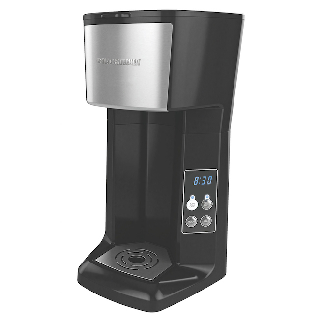 Black And Decker Coffee Maker Timer Instructions : Coffee Talk: 8 Must-Have Machines for Every Type of Drinker