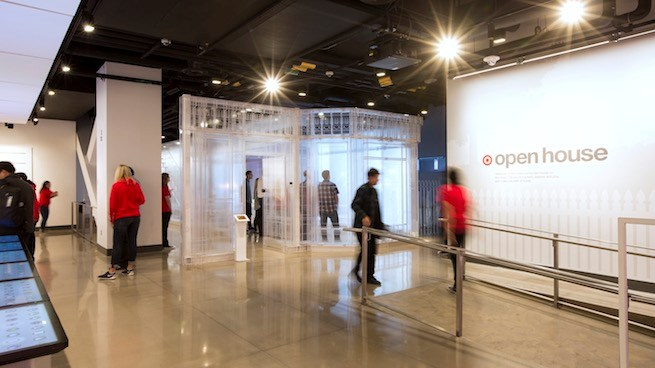 Target Open House–part retail space, part lab, part meeting space–is now open in San Francisco