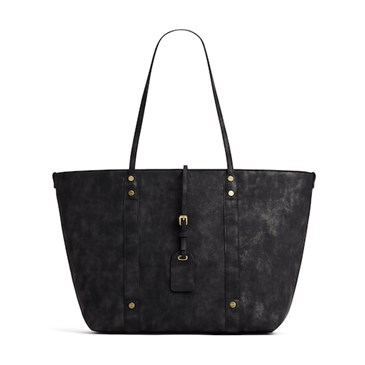A+ black carryall