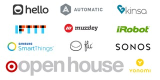 Open House partner logos