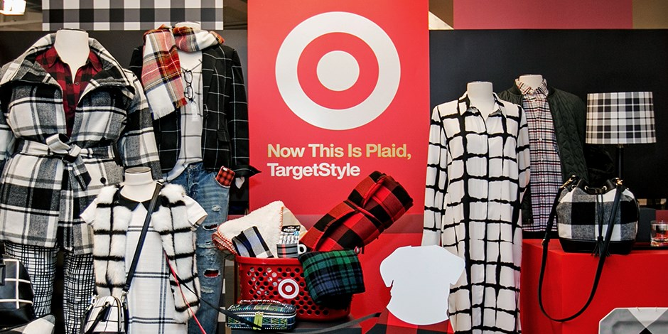 TargetStyle Fall Plaid Event