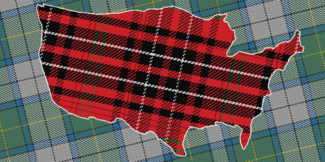 Plaid Moments In History