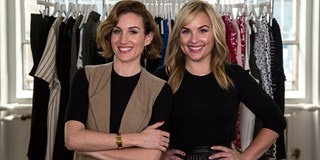 Founders of WhoWhatWear.com