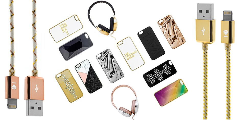 BaubleBar for Target Tech Accessories