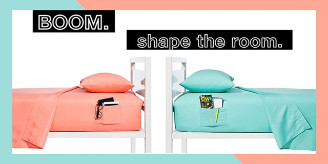 Shape your college dorm with Target's Made For U Styler!