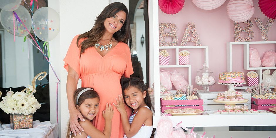 Barbara Bermudo Celebrates New Baby Girl With