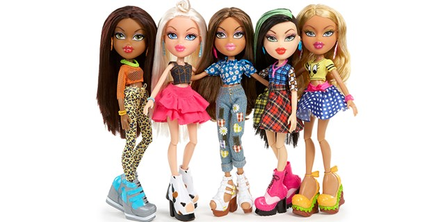Target Design Your Own Bratz Dolls