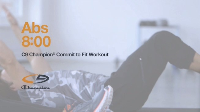 C9 Champion Commit to Fit: Abs
