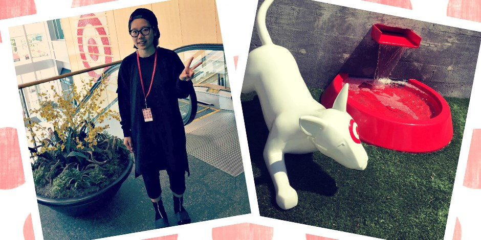 Take a tour of target headquarters with cfda teen vogue target fashion