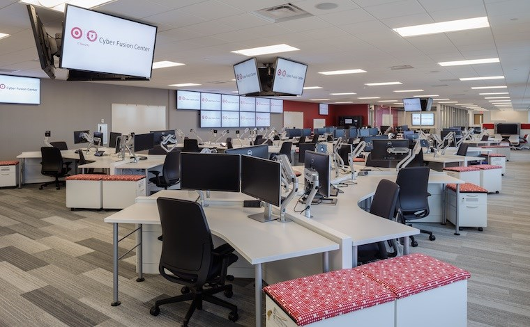 An inside look at Target's cyber fusion center