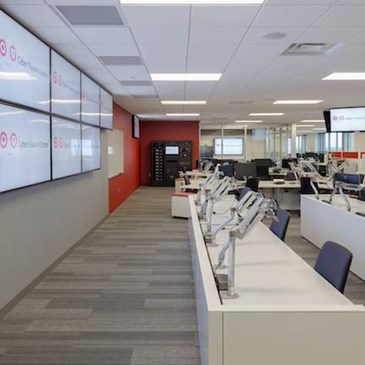 A look inside Target's cyber fusion center