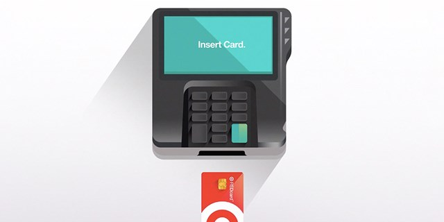 Target's New Chip Card Reader