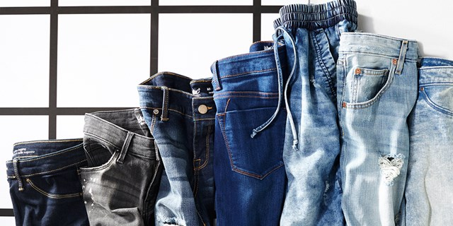 Each pair of jeans has its own personality. Check out Target's 66 new washes!