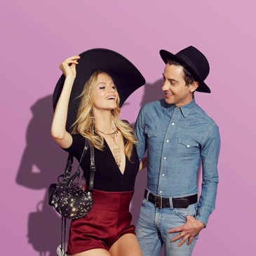 Eddie Borgo and Poppy Delevingne