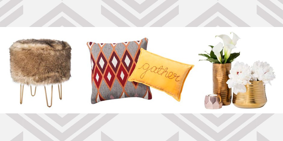 Emily henderson talks fall d cor and this season s new threshold collection Target fall home decor