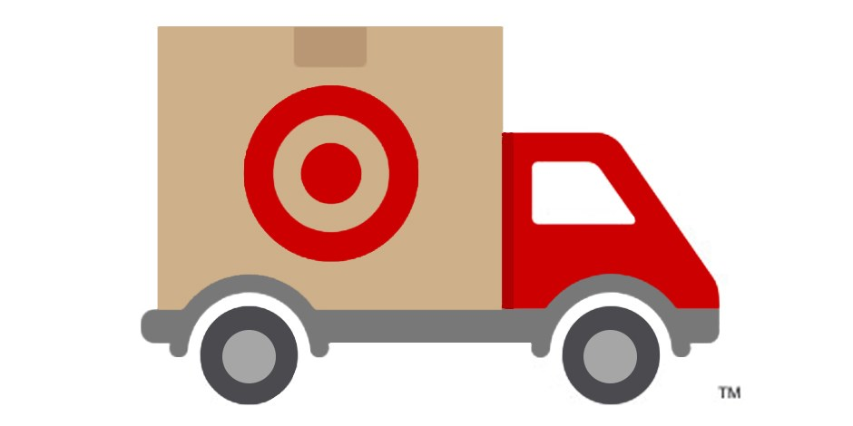 Target Truck Graphic