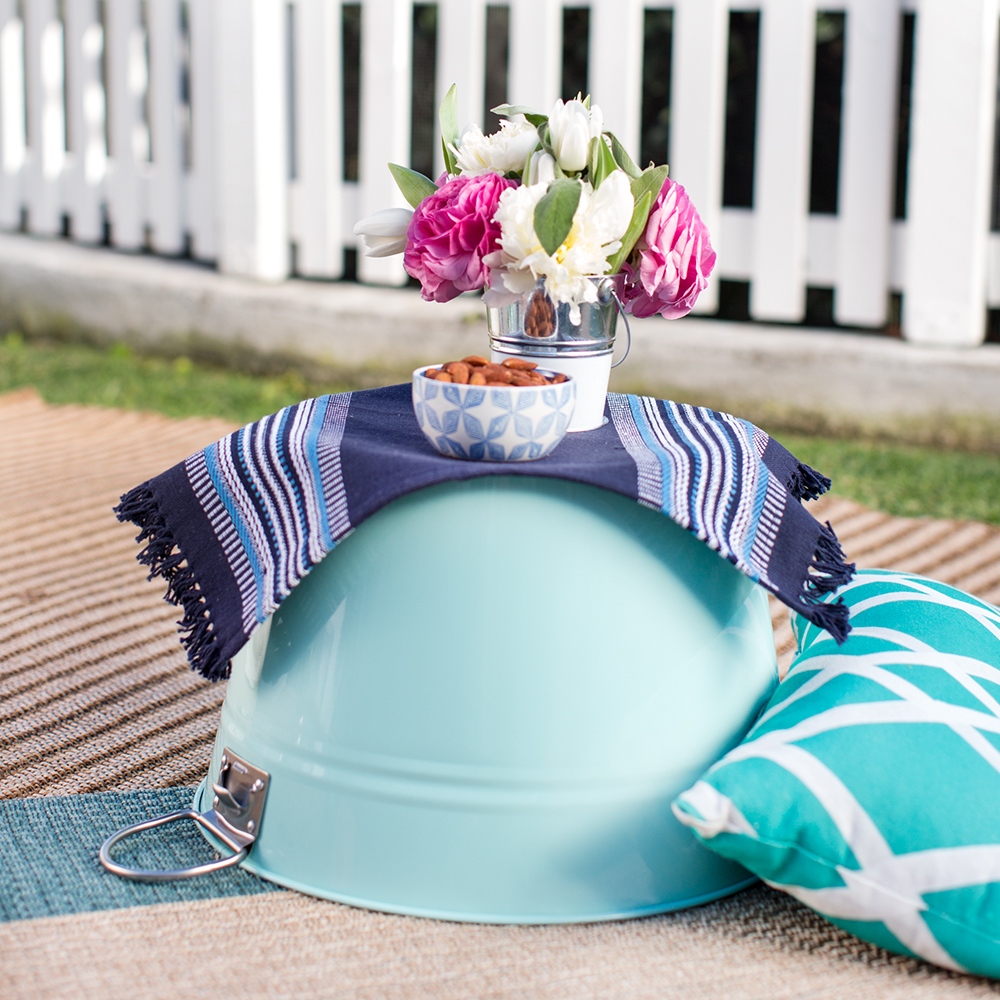 emily henderson u0027s planning tips throwing a backyard party on a