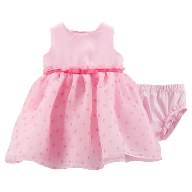 Have fun dressing your baby for Easter! Gap has a great variety of baby Easter dresses and outfits that are sure to make your little one the toast of the party. Dress your baby girl up in a bright, floral print dress with lace sleeves for church, or a comfy but oh-so-sweet onesie with bunny graphics to play with her new Easter toys.