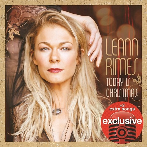 LeAnn Rimes - Today Is Christmas - Target Exclusive