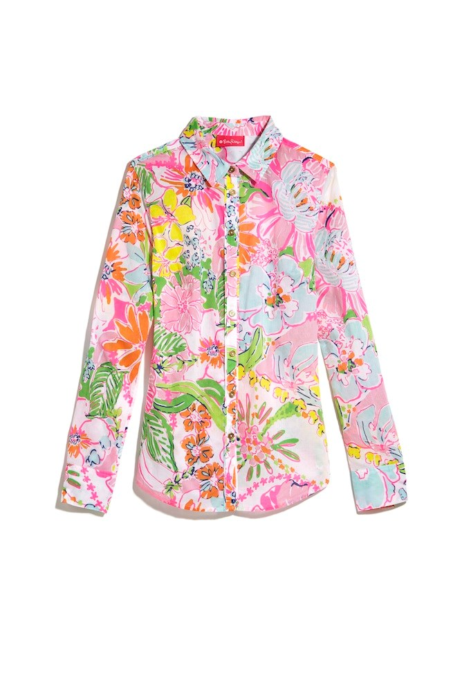 haves the lilly pulitzer for target look book is palm beach perfect