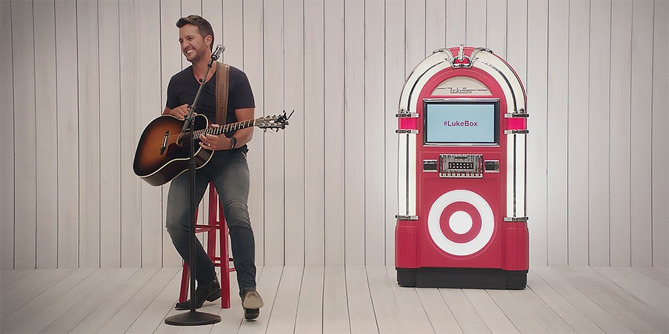 Luke Bryan #Lukebox