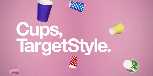 """Cups, TargetStyle."""