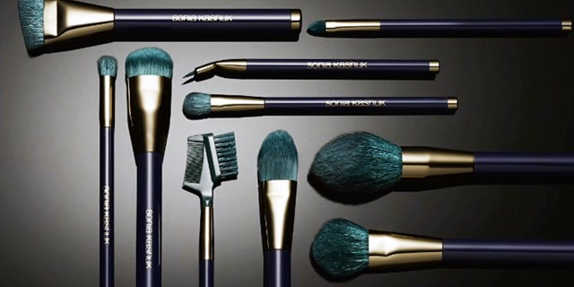 Sonia Kashuk Fall Collection Makeup Brushes
